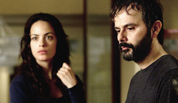 SUBTLE PERFORMANCES: Ali Mosaffa and Berenice Bejo star in The Past.