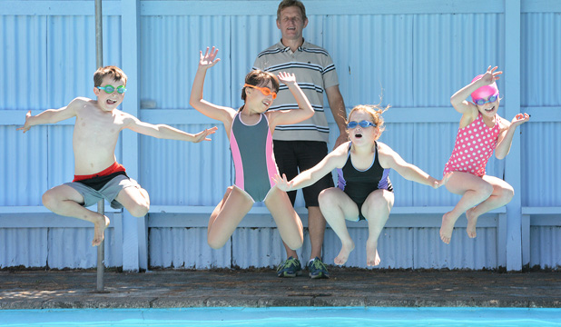 Swim Lessons Out As Drownings Rise