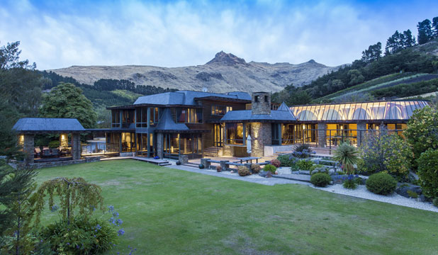 BIG SPENDS: A property in Horotane Valley is among some recent big sales in greater Christchurch.