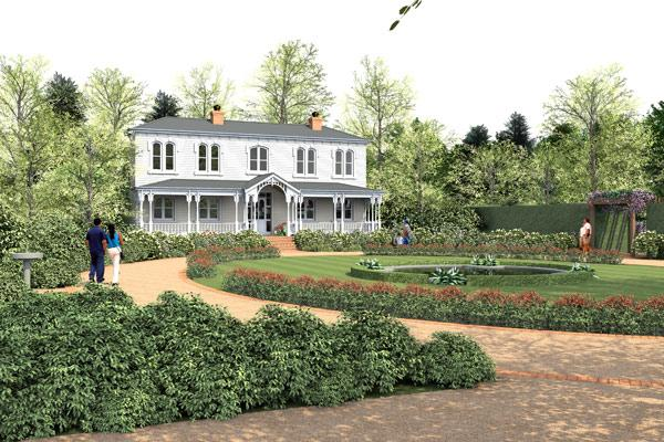 Hamilton gardens set to be world 39 s best for The garden party katherine mansfield