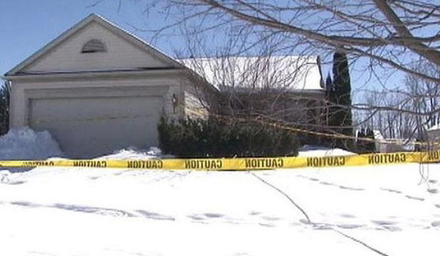 RESTING PLACE: The home in Pontiac where the body was discovered.