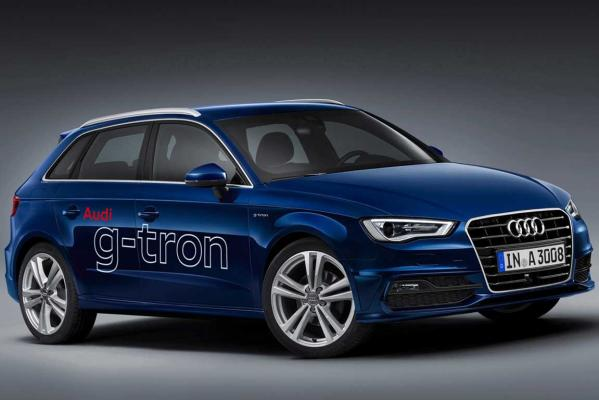 2014 World Green Car of the Year finalist: Audi A3 Sportback g-tron.
