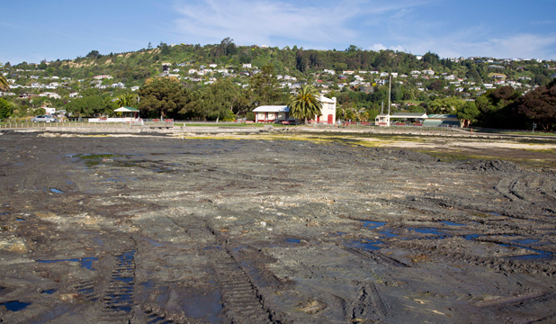 MONEY PIT: Resolving the ongoing issues with the Tahunanui modellers' pond could come with a hefty price tag.