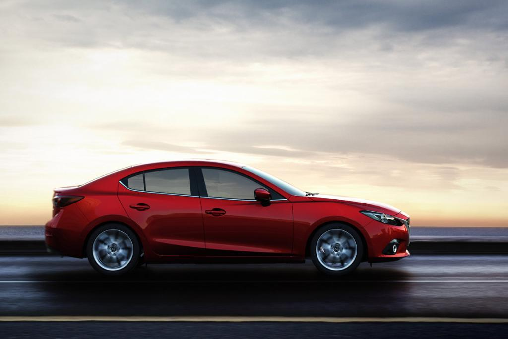 The new Mazda3 now available in New Zealand.