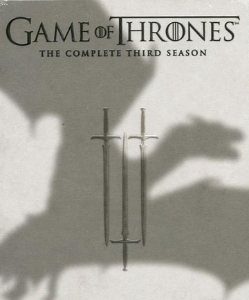 Blu-ray review: Game of Thrones - The Complete Third Season