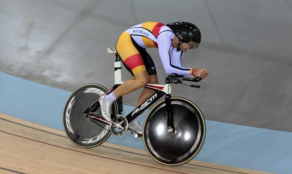 The Elite and Under 19 Track Cycling Championships at the Avantidrome.