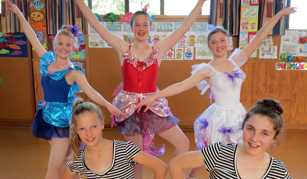 timaru ranger dance olivia scott alexis townshend rebekah little brooke smith julia hoggh