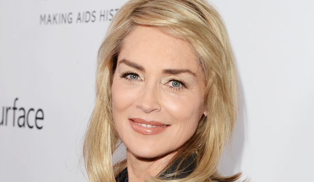STILL GOT IT: 56 and looking undeniably amazing, Sharon Stone most definitely still has it.