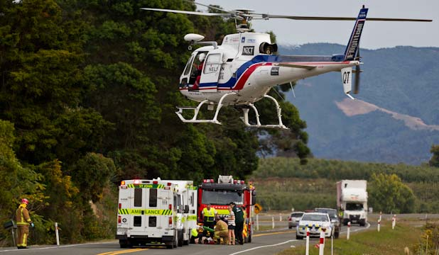 Motueka crash
