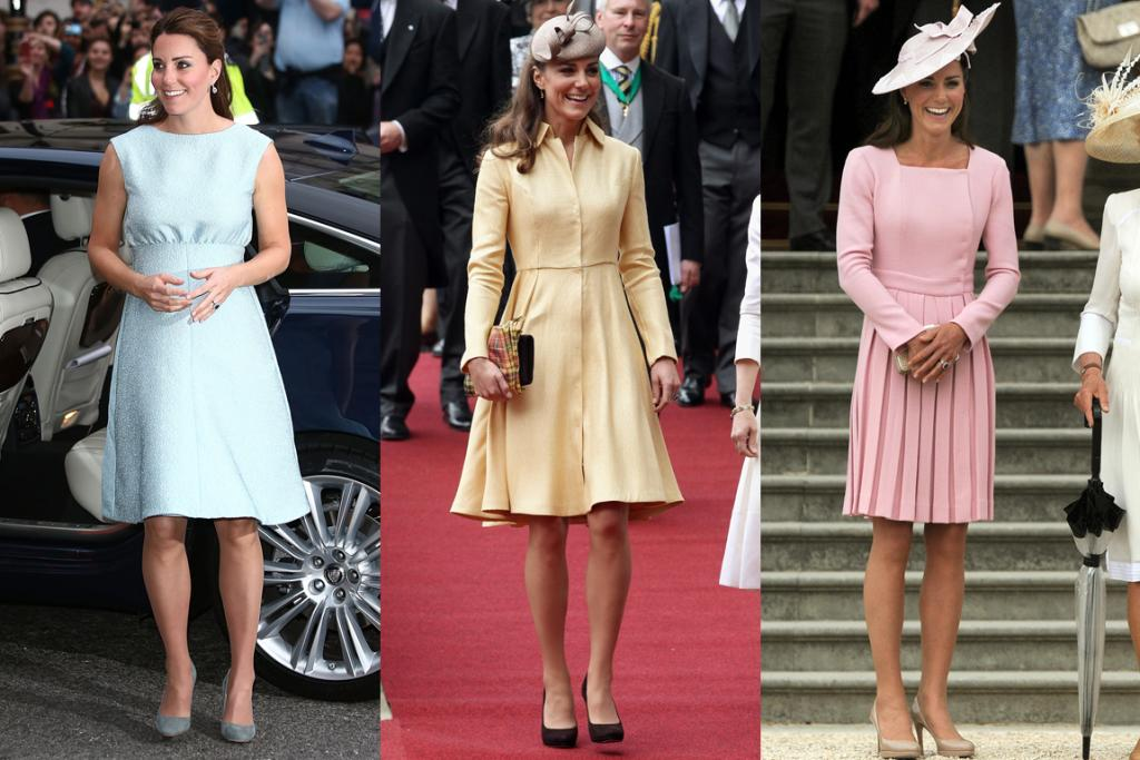 What will Kate wear?
