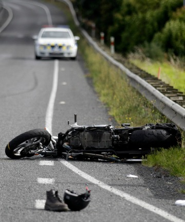 A serious crash near Rangiriri.