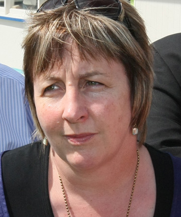 SUSPENDED: Salford School principal Marlene Campbell.