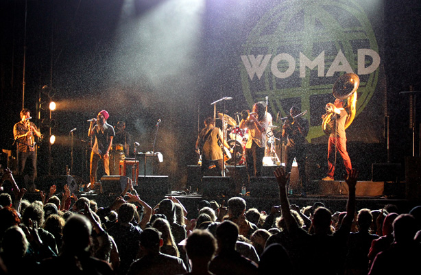 Womad day three