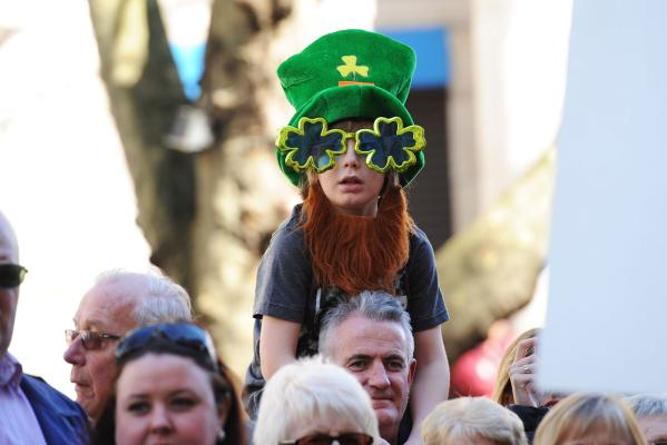 St Paddy's Day 1