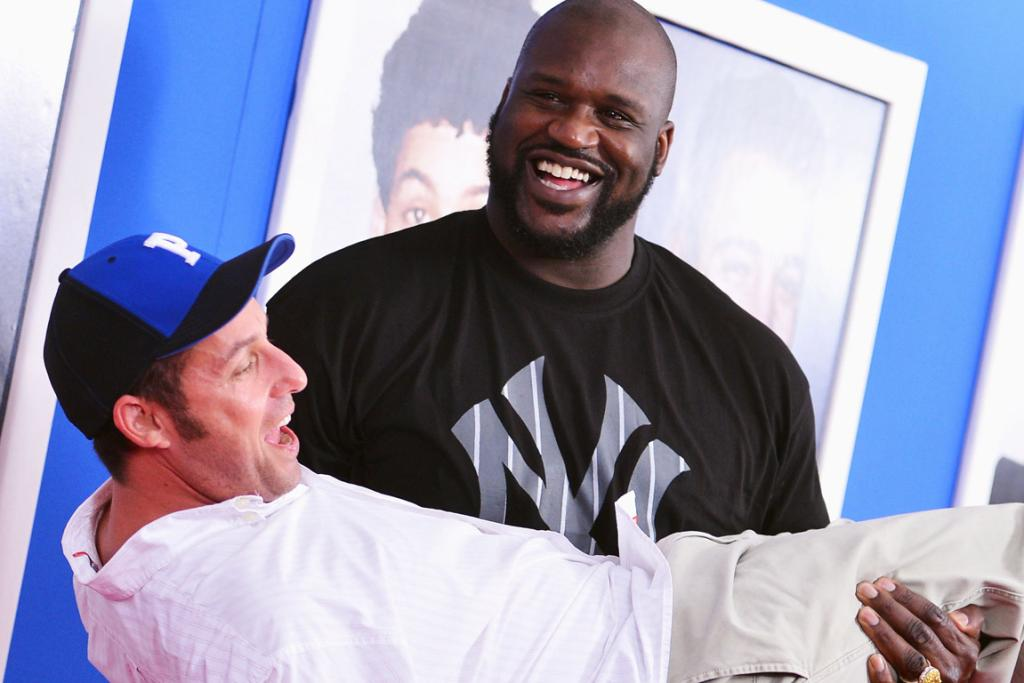 "SHAQ'S SPENDING HABITS: We imagine it takes the calorific equivalent of about 20 Big Macs just to sustain Shaquille O'Neal's frame and it turns out it takes about NZ 1,171 big bucks a week to maintain his hunger for apps. That's right, the big guy told the Wall Street Journal he spends a thousand buckers a week on phone apps - specifically deer hunting games - <a href=""http://i1.ytimg.com/vi/NORPNL9kOms/maxresdefault.jpg"" target=""_blank"">that's even more impressive than this guy's habit.</a>"