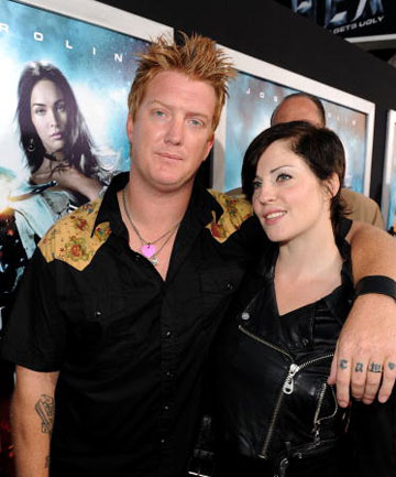 Brody Dalle, Josh Homme