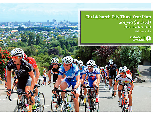 Christchurch City Three Year Plan