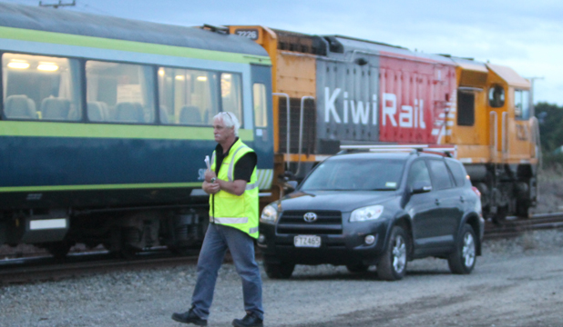 kiwirail train locomotives