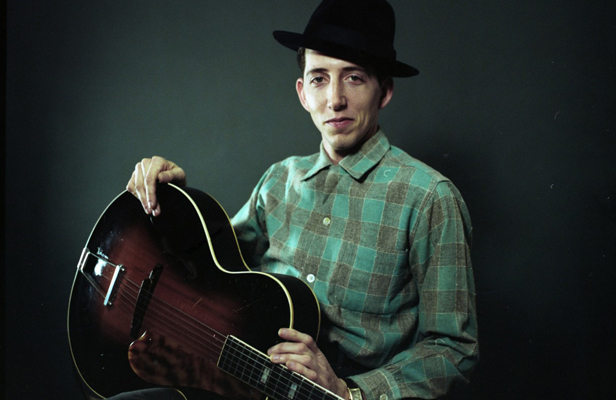REBEL YELL: ''If you want to be punk rock these days – if you're American, that is – there is nothing more revolutionary than playing an acoustic guitar and a fiddle and a mandolin and rejecting the contrived electronic music,'' says Pokey LaFarge.
