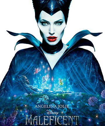 EVIL QUEEN: Angelina Jolie as Maleficent.