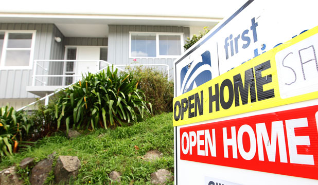 housing property open home