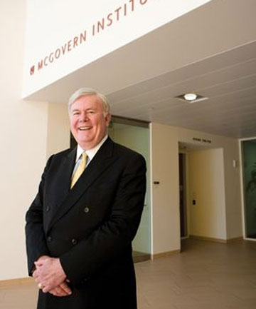 DEDICATED: Over a span of 50 years, McGovern oversaw IDG's launch of more than 300 magazines and newspapers