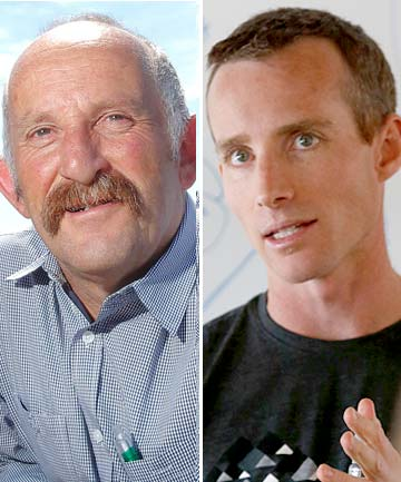 Gareth Morgan, Sam Morgan