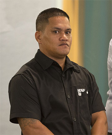 TOUGH START: Teina Pora has been diagnosed as being affected by foetal alcohol syndrome.