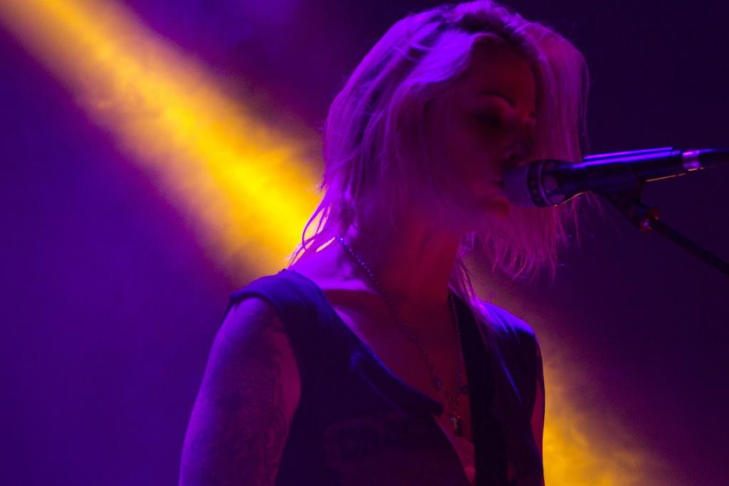 Brody Dalle.