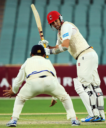 IMPORT: Tom Cooper, seen here playing for South Australia.