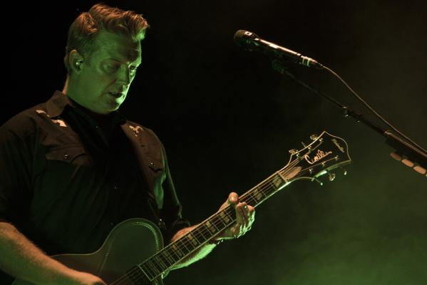NIN and QOTSA in Christchurch 2014