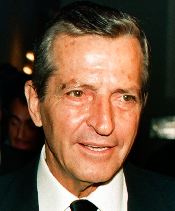 STATESMAN: Spain's former Prime Minister Adolfo Suarez is seen in Oviedo, northern Spain, in this file picture taken on October 1996.