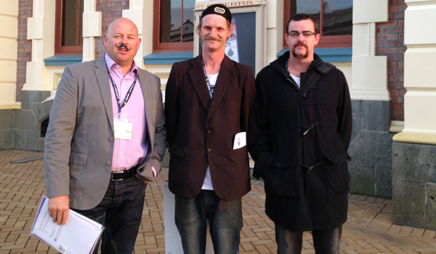 timaru moustache trustpower awards damon odey ashley manson sam wilson