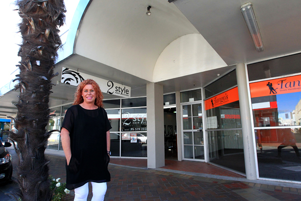 Hair Salon Owner Finds New Site Stuff