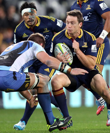 BEN SMITH: Teamtalk's Super Rugby player of the week.