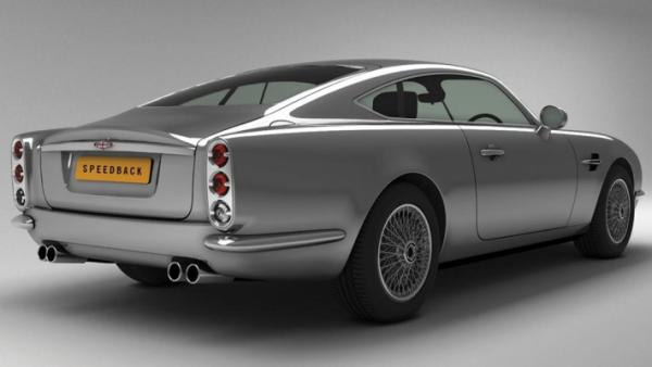 David Brown Automotive Speedback.