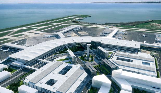 Auckland Airport plans