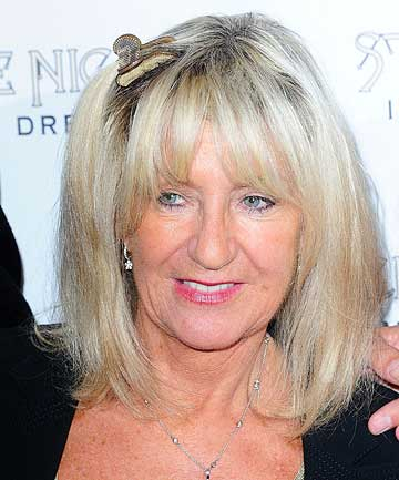 RE-JOINING THE BAND: Christine McVie