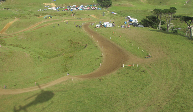 KAIHOKA MOTOCROSS: Two boys were taken to hospital after separate incidents at the event.