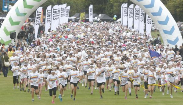 The Colour Run, Trentham