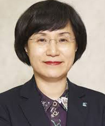Kwon Seon-joo heads the Industrial Bank of Korea.