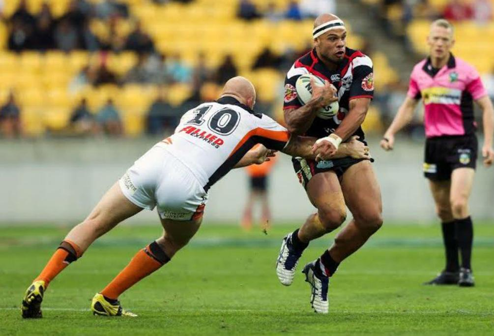 NZ Warriors 2014 season