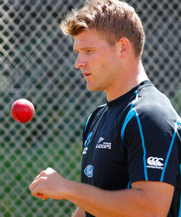 OUCH: Corey Anderson's finger injury may be the most costly of his career.