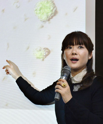 RISE AND FALL: Haruko Obokata's groundbreaking research was hailed as a major breakthrough in stem cell research. There was just one problem.