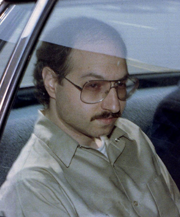 Jonathan Pollard is driven away from a Washington, DC courthouse in 1986 after pleading guilty to espionage.
