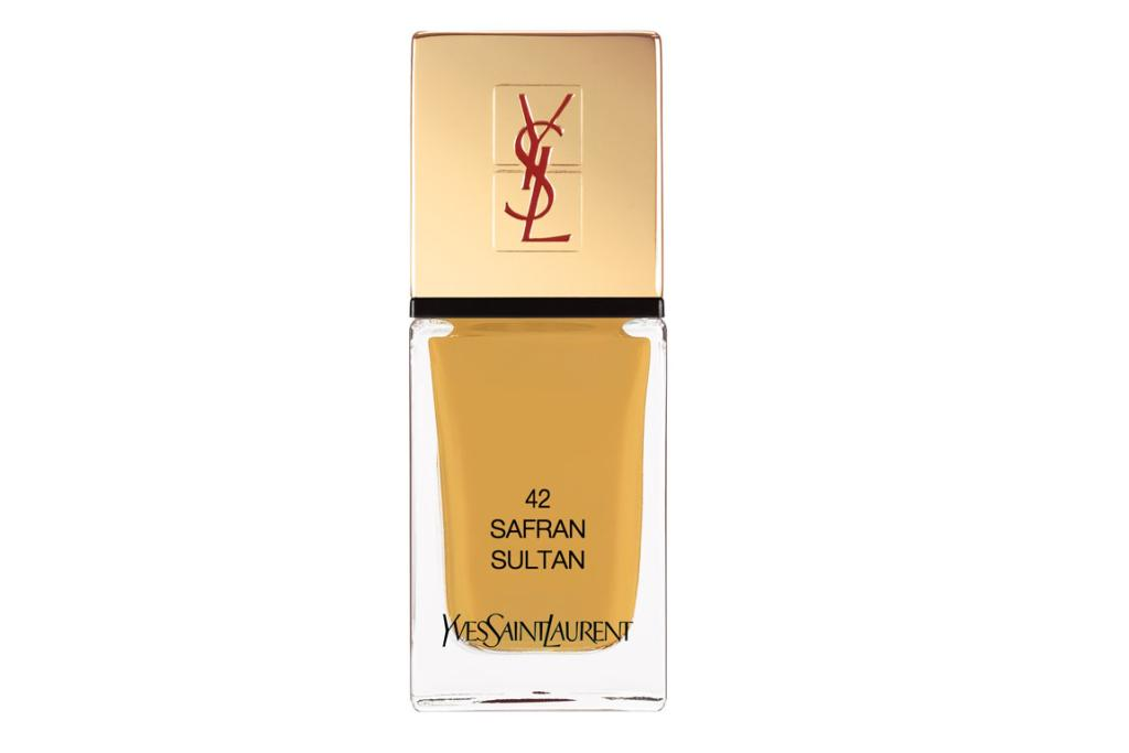 YSL's Spicy La Laque Couture Nail Collection, $47.