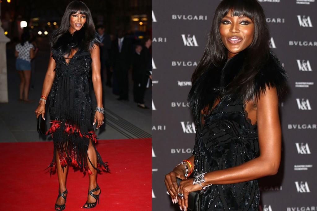 "THE BAD: Also, Mr Roberto Cavalli, making Naomi Campbell look anything other than ferociously stunning is hard work, but you've really excelled in the task with this one. You've turned her into a lamp shade that looks like it's gathered dust for half a century and has seen some terrible corrupt things. A lot of the credit lies with that fur collar as well. <a href=""http://www.esquire.com/cm/esquire/images/DZ/roberto-cavalli-WI-oscars20.jpg"" target=""_blank"">Yep, this is the man I want to pay thousands to design my clothes. </a>"