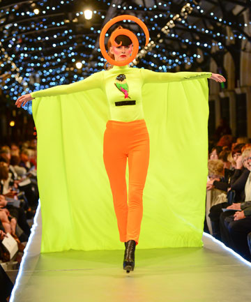 WORLD OF WOW: Top Kiwi brand WORLD on the longest catwalk in the southern hemisphere at Dunedin's 15th anniversary iD Fashion Show this weekend.