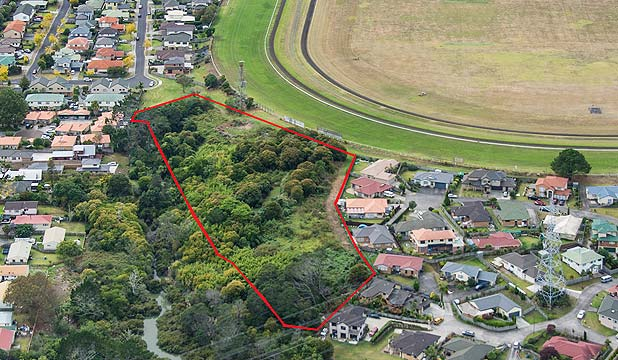 Jockey club land sale
