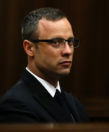 ACCUSED: Oscar Pistorius is widely expected to give evidence in person at the murder trial.